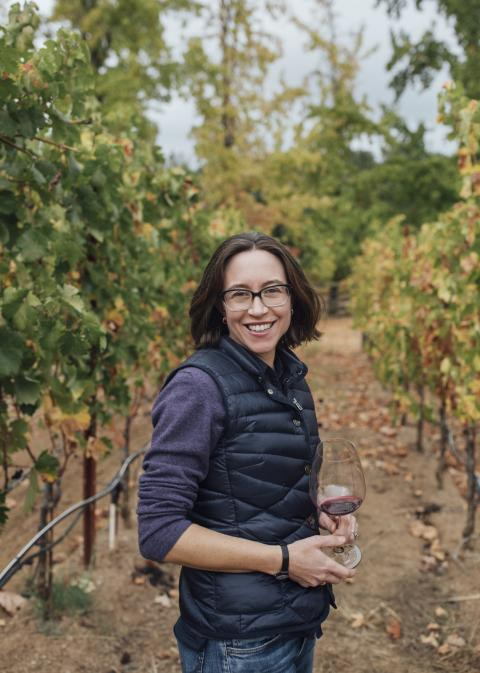 Kate Nowell-Smith, Assistant Winemaker